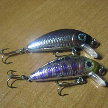 Как подобрать воблер на голавля: секреты рыболовства