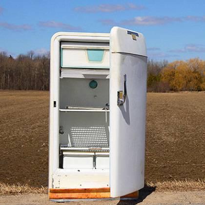 Как сделать коптильню из старого холодильника: пошаговая инструкция