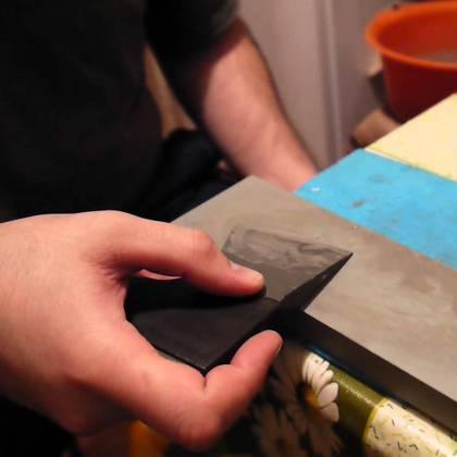 Как правильно заточить топор самостоятельно: правильная заточка топора