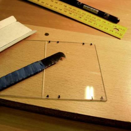 Как и чем резать оргстекло: процедура и советы