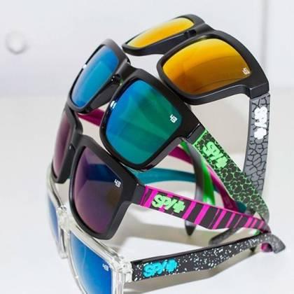 Эксклюзивные солнцезащитные очки Spy. Ограниченная серия солнцезащитных очков SPY