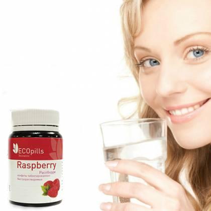 Как работают малиновые конфеты Eco Pills Raspberry? Натуральные конфеты Eco Pills Raspberry