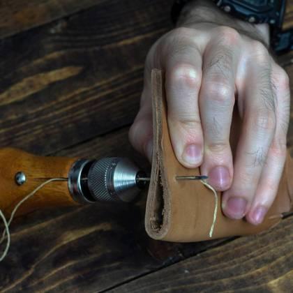 e2b17792ea07 Как шить кожу вручную: особенности пошива