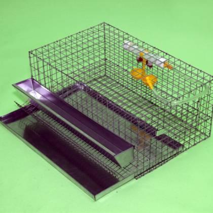 Как сделать клетку для перепелов своими руками: инструкция