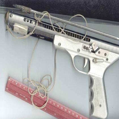Как сделать пистолет для подводной охоты своими руками?