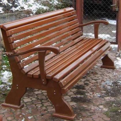 Как сделать скамейку своими руками для сада?