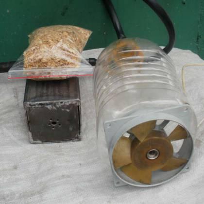 Как сделать дымогенератор для коптильни своими руками: как он работает?