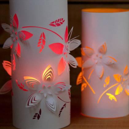 Как сделать фонарик своими руками из бумаги: оригинальные дизайнерские идеи
