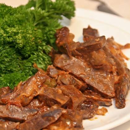 Как приготовить легкое говяжье: польза субпродукта