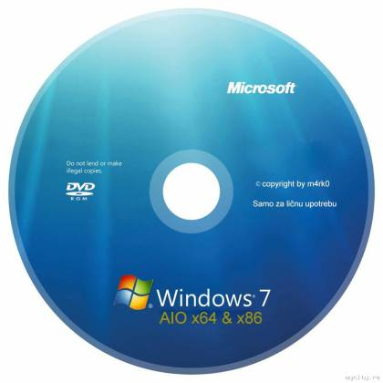 Как правильно записать Windows 7 на диск: пошаговая инструкция