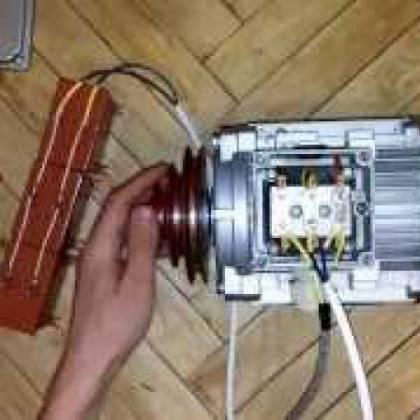 Как подключить трехфазный двигатель: способы