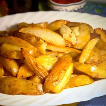 Пожарить картошку в микроволновке - это просто. Приготовление картошки в микроволновке