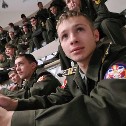 Как поступить в военное училище: порядок поступления