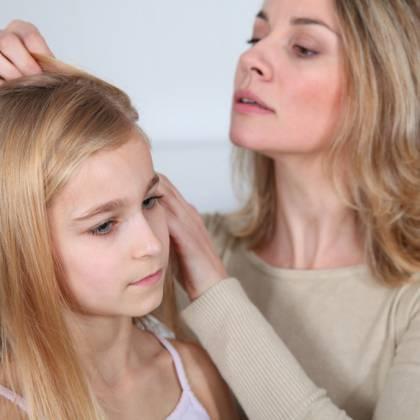 Как избавиться от гнид на длинных волосах без бритья головы?