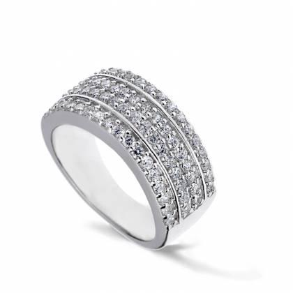 Как почистить серебряное кольцо: способы почистить серебряное кольцо