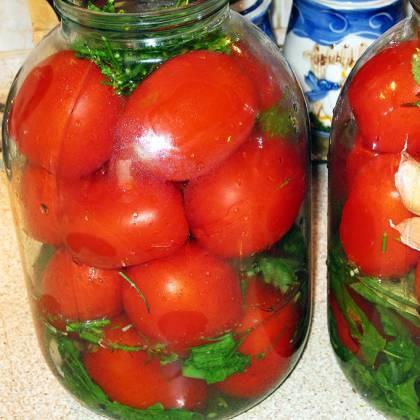 Как быстро замолосолить помидоры? Рецепт приготовления малосольных помидор