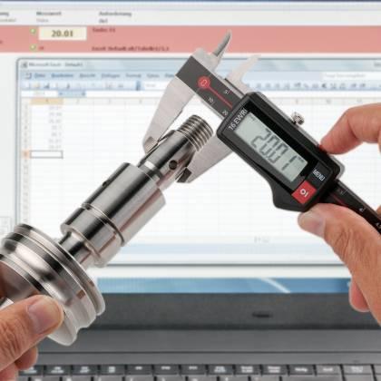 Как пользоваться штангенциркулем для измерения?