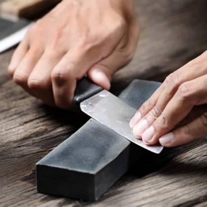 Как заточить кухонный нож в домашних условиях до идеальной остроты?