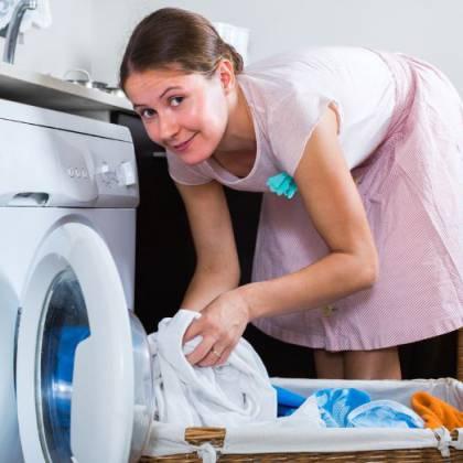 Как отбелить белье в стиральной машине: средства для отбеливания