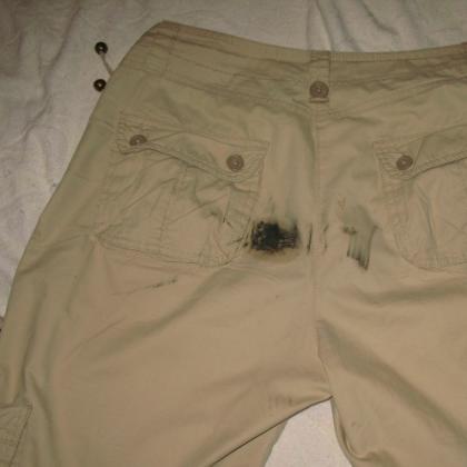 Как очистить гудрон от одежды, что делать с пятнами на одежде?