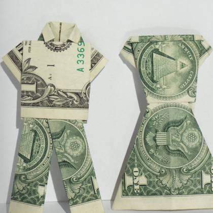 Как подарить деньги на свадьбу с приколом: оригинальные идеи