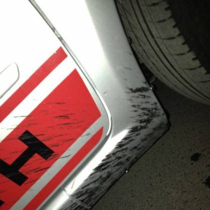 Как очистить гудрон с машины, чем можно оттереть гудрон?