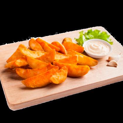 Как нарезать картошку дольками: популярный способ нарезки картофеля