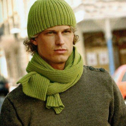 Как удобно завязать мужской шейный платок?