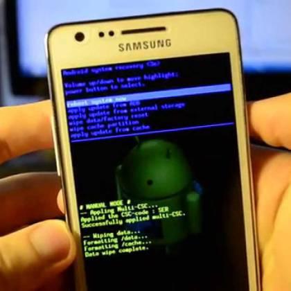 Как сделать сброс настроек на андроиде: полный сброс данных