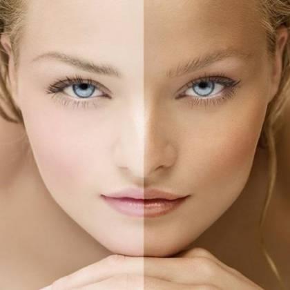 Избавление от коричневых пятен на лице. Причины появления на лице коричневых пятен