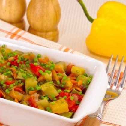 Как вместе потушить кабачки с картошкой? Рецепт кабачков тушеных с картошкой
