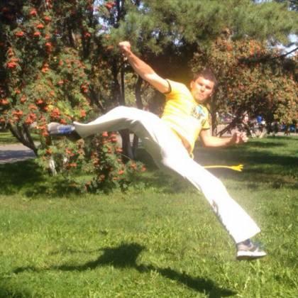 Как делать вертушку с ноги: круговой удар ногой