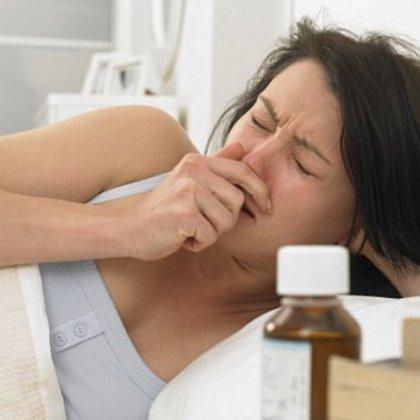 Сухой кашель насморк температура 37.3