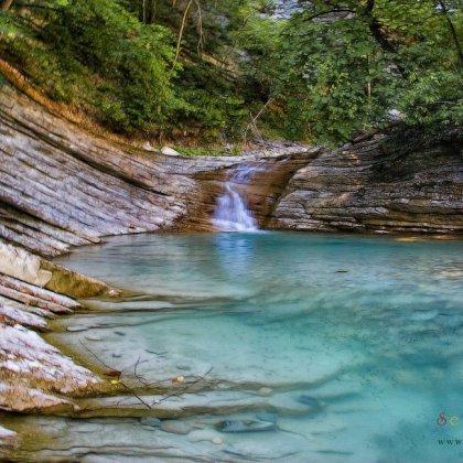 Как добраться до Пшадских водопадов?