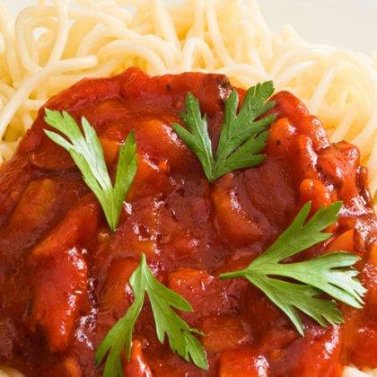 Как сделать подливку для макарон из томатной