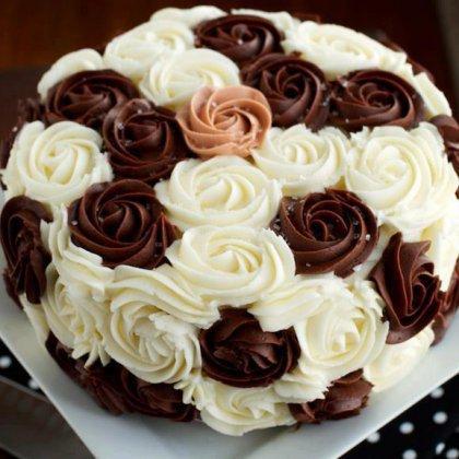 Как делать украшения  для тортов ?