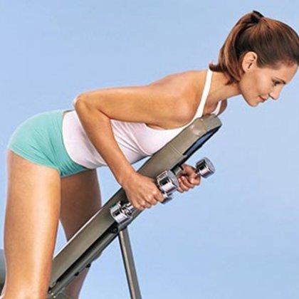 Как укрепить мышцы поясницы?