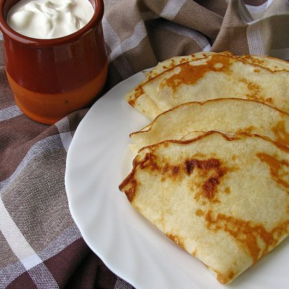 Как испечь блины: пошаговое приготовление блюда, настоящий рецепт