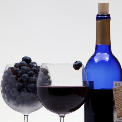 Как сделать вино из черники?