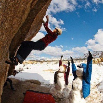 Как заняться скалолазанием?