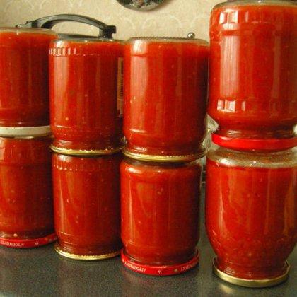 Как сделать домашний кетчуп из помидор своими руками?