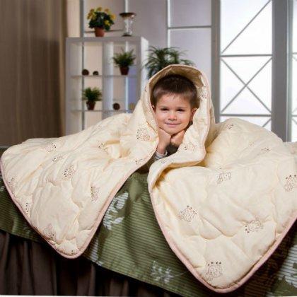 Как выбрать одеяло для ребенка?