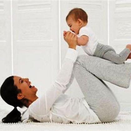 Как укрепить спину ребенку?