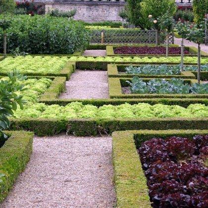 Как обустроить огород по Фен-Шуй?