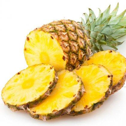 Как кушать ананас?