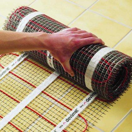 Как выбрать напольное покрытие для теплого пола?