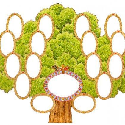 Как составить генеалогическое древо семьи?