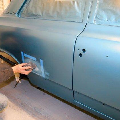 Покрасить кузов своими руками