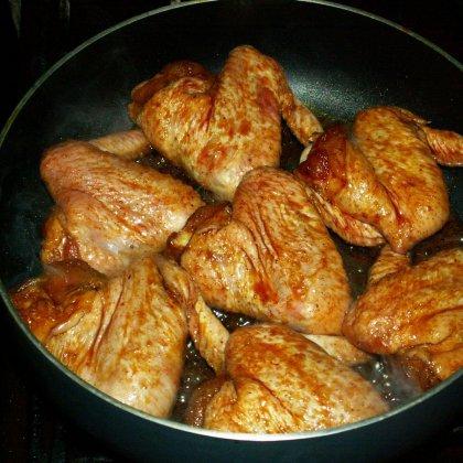 Как сделать жаркое из курицы на сковороде