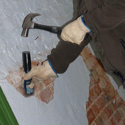 Делаем поэтапно выравнивание стен штукатуркой 19